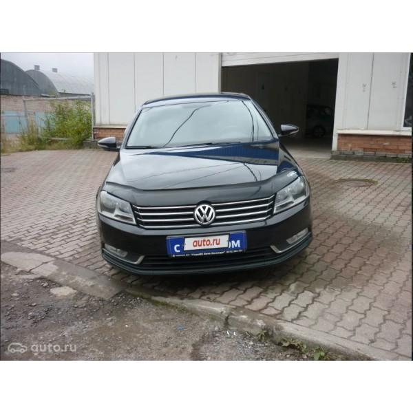 Volkswagen Passat B7, 2012