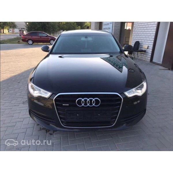 Audi A6 IV (C7), 2011